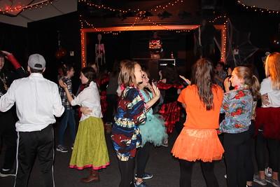 MS Halloween Dance 10-31-18