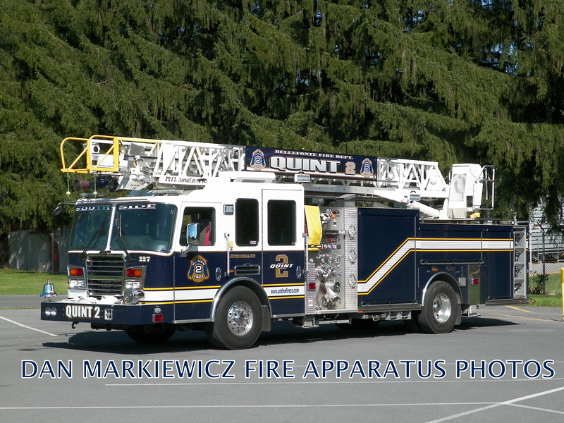 UNDINE FIRE CO. BELLFONTE