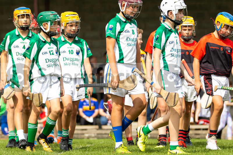 24th August 2019 Tipperary Under 12 B Hurling Championship Final Cahir vs Moneygall in Holycross