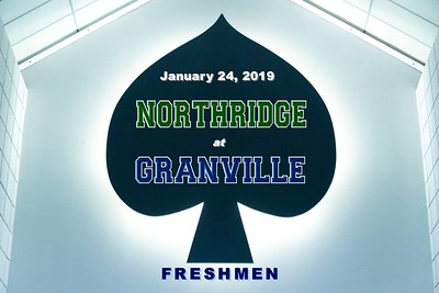 2019 FRESHMEN - Northridge at Granville (01-24-19)