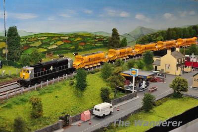 Wexford Easter Model Rail & Transport Show 2012