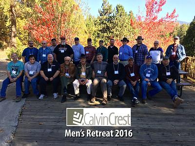 Men's Retreat 2016