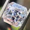 3.02ct Antique Asscher Cut Diamond, GIA G VS2 9