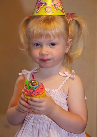 Katie's Second Birthday Party