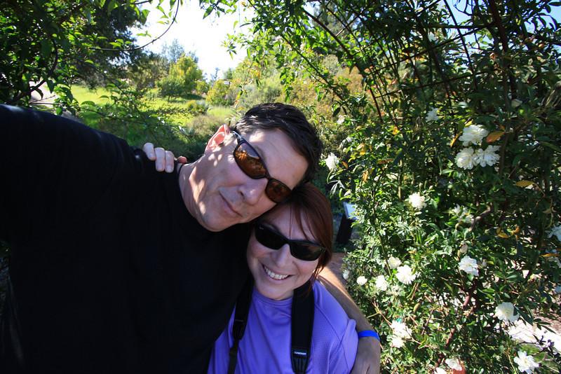 UCSC Arboretum, Santa Cruz, California. March 2009
