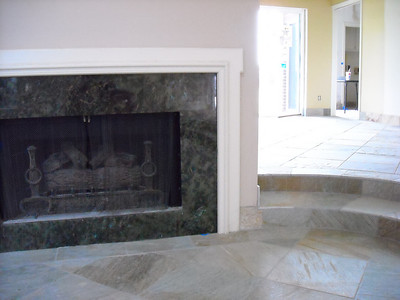 Aphrodite Fireplace