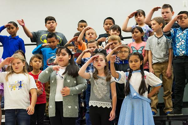 Third Grade Show