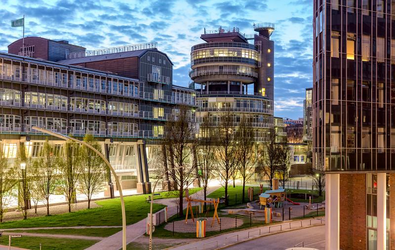 Verlagsgebäude von Gruner + Jahr