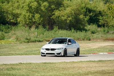 White BMW M3