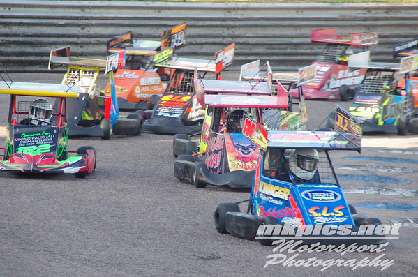 Ninja Karts, I Factor, 5 May