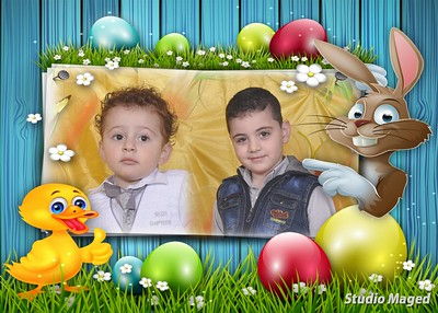 Easter Photos by Maged(KIDS)
