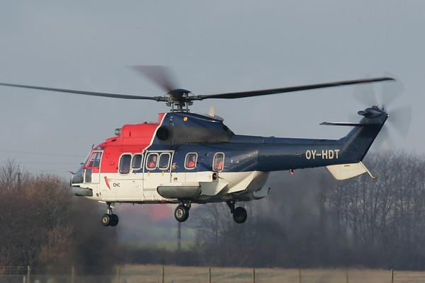 OY-HDT - SNIAS AS332L Super Puma