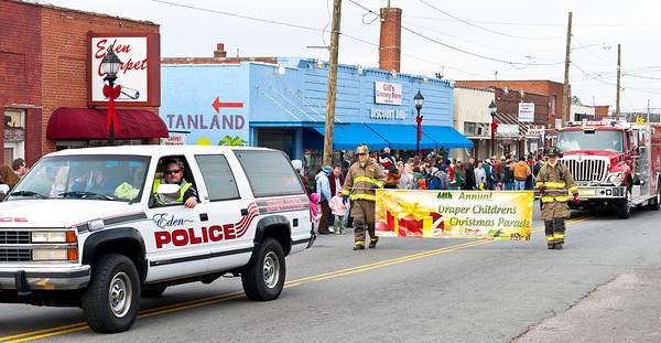 Draper Christmas Parade 2010