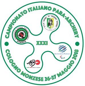 Campionati Italiani Targa Para-Archery - Cologno Monzese 2018