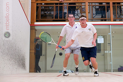 2012-11-30 Max Kardon (Amherst) and Stephen Dolente (Drexel)