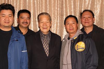 2016 Chan Lam's 80th Birthday