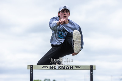 Track and Field at Norman, April 17