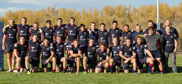 Boulder Men vs Glendale Raptors - 11/02/13