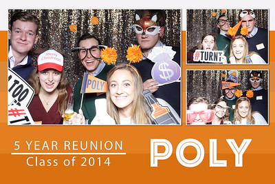 Poly 5 Year Reunion
