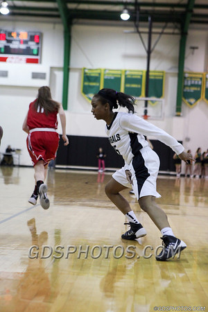 VARSITY GIRLS VS WESLEYAN 01-24-2014