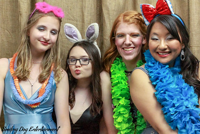 Nodaway Valley HS Prom Photo Booth Images