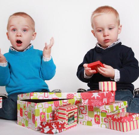 Andrew & Ben Christmas 2012
