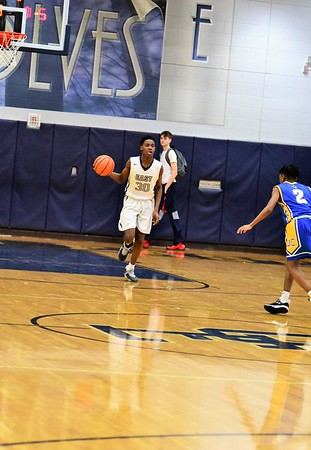 OE Soph. Boys Basketball Vs Joliet Central 2020