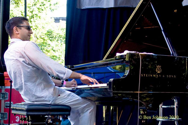 2010 Charlie Parker Jazz Festival Day 2 Highlights