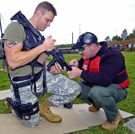 Paulding County SWAT Team