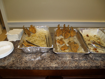 Sunday School Fish Fry