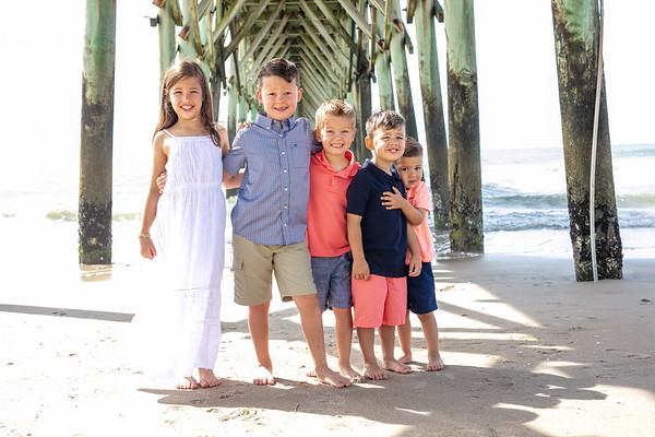 Topsail Island Family photographer
