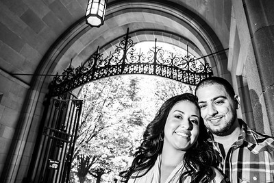 Teresa & Paquale Engagement Photos