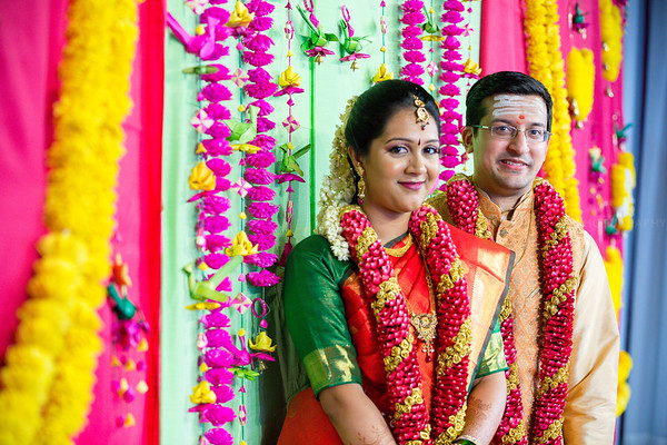 Sahana Pramod Naandhi Engagement