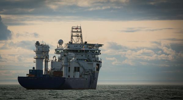 H717 Sea Trials