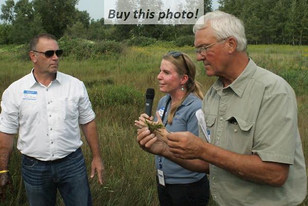 Irrigation Plot Tour - 08/21/15
