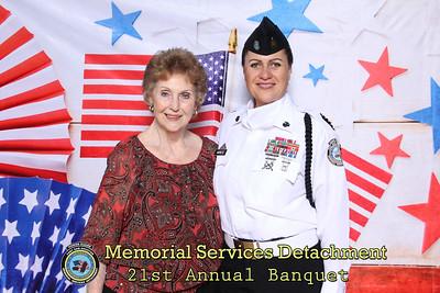 2019 Memorial Services Detachment