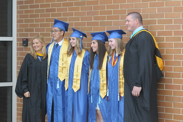 North Penn High school commencement ceremonies