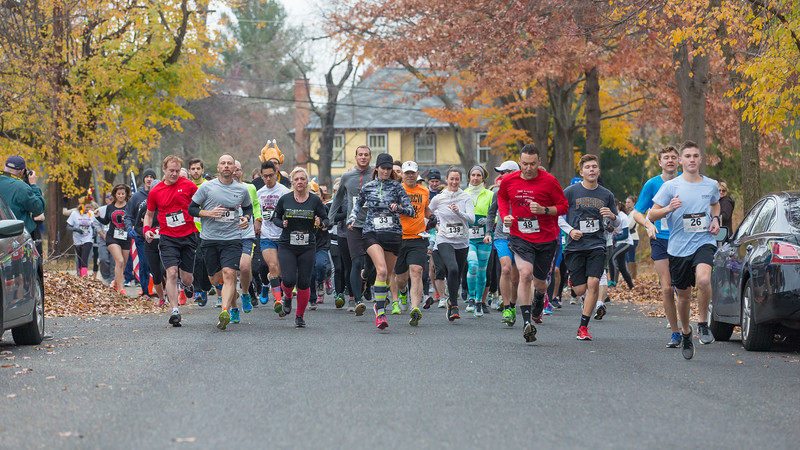 Turkey Trot and Drumstick Dash 2016