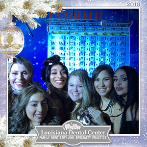 LA Dental Center Holiday Party 12.20.19 @ The Roosevelt