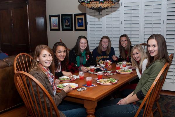 2010 Macie's Caroling Party