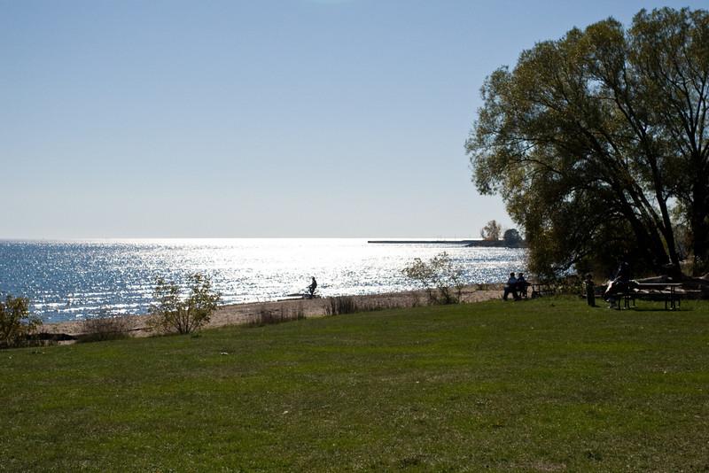 Autumn in Marie Curtis Park