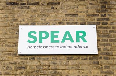Spear Homeless Shelter (Dec 2019)