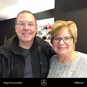 Mercedes Benz Pop Up 2018