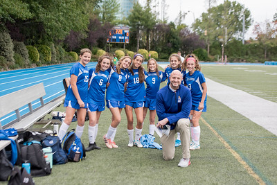 Girls Latin School Soccer –2019