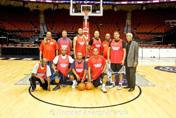 Central HS Alumni Game 2012