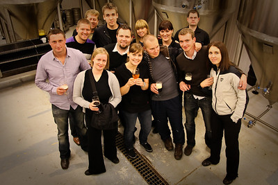 Óvissuferð IFA 2009