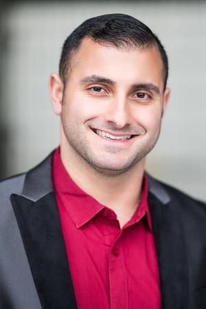 Mohamed Kanso Headshots