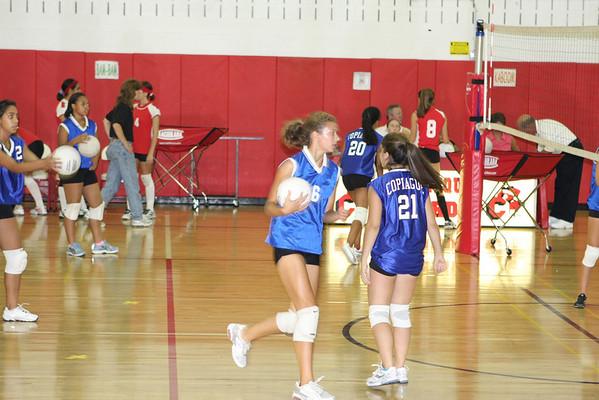 20080905 Volleyball vs. Copiague