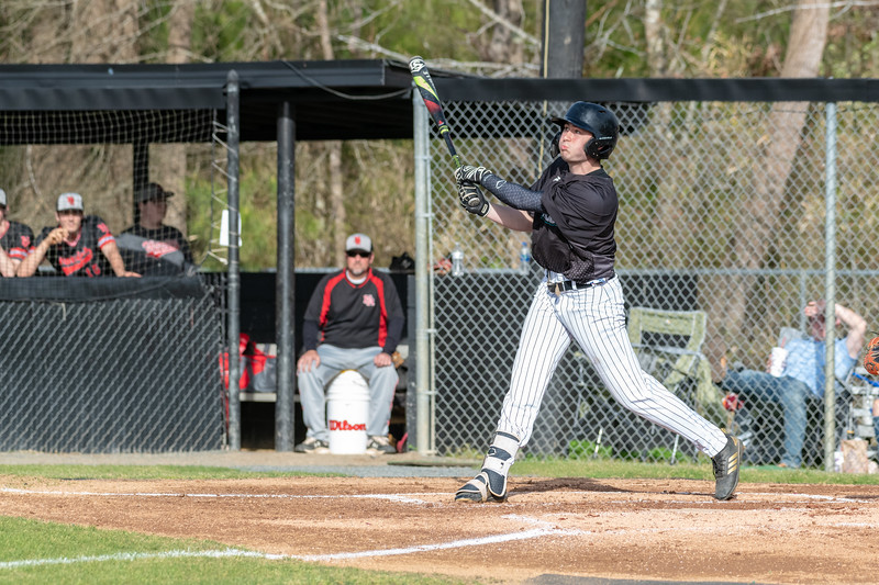 2019-04-12 Nansemond River vs Hickory Varsity Baseball