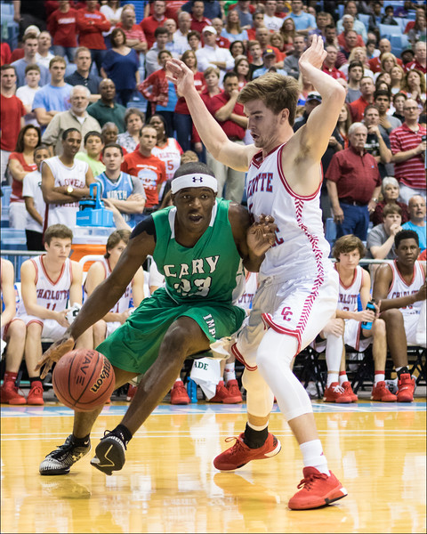 Cary vs Charlotte Catholic